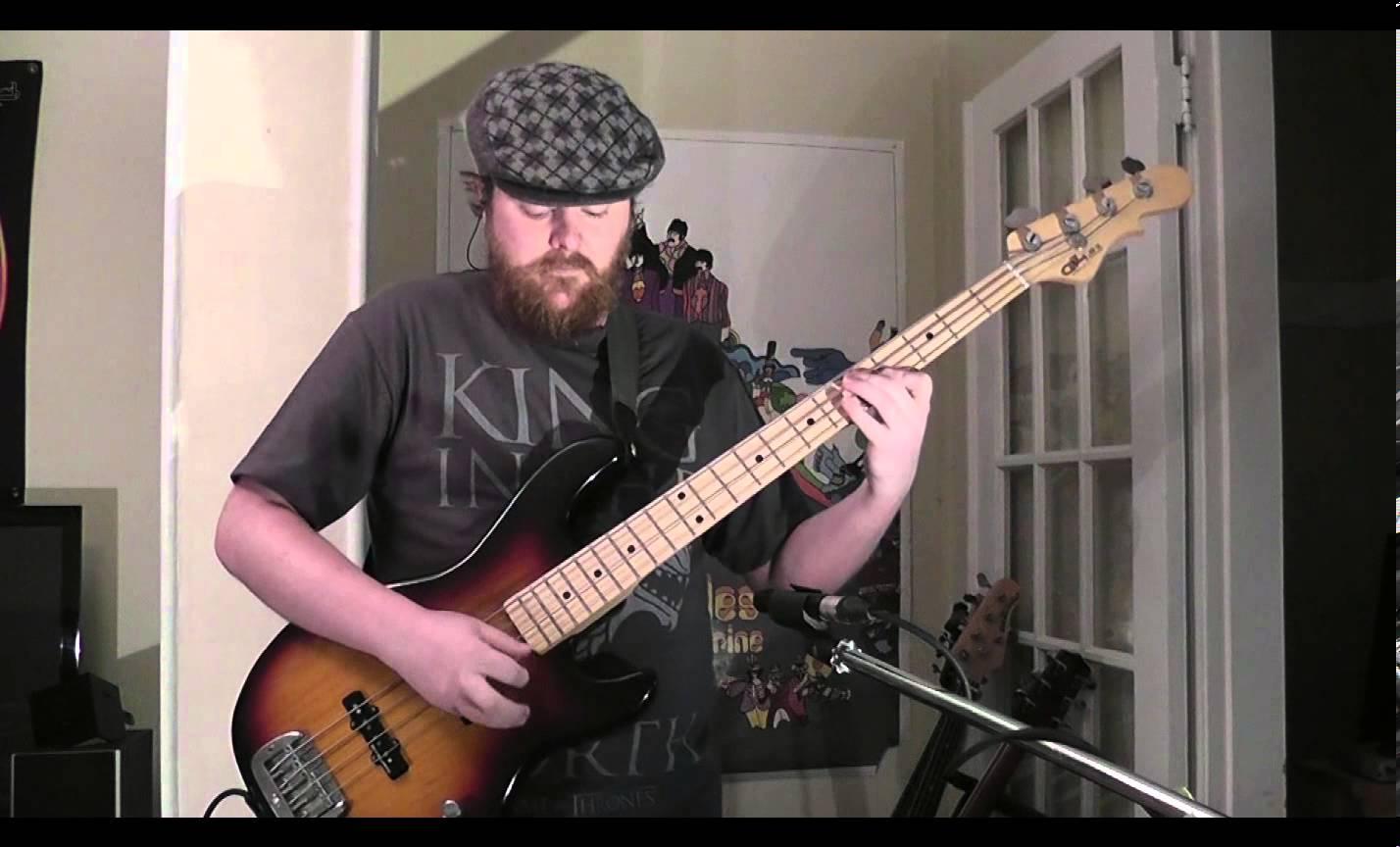 Daft Punk – Get Lucky – Bass Cover